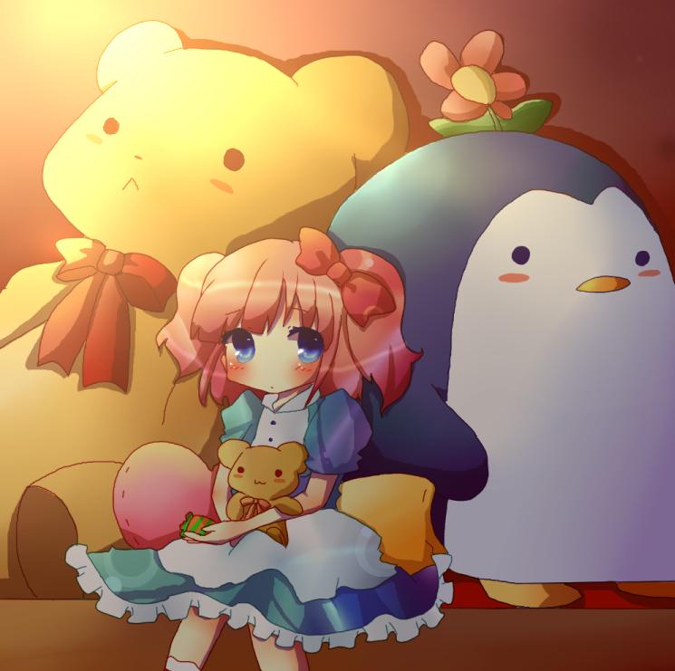 人形師の娘