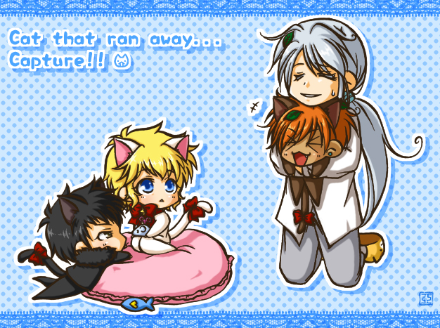 猫が帰ってきたー!!゚+。:.゚ヽ(*´∀`)ノ゚.:。+゚