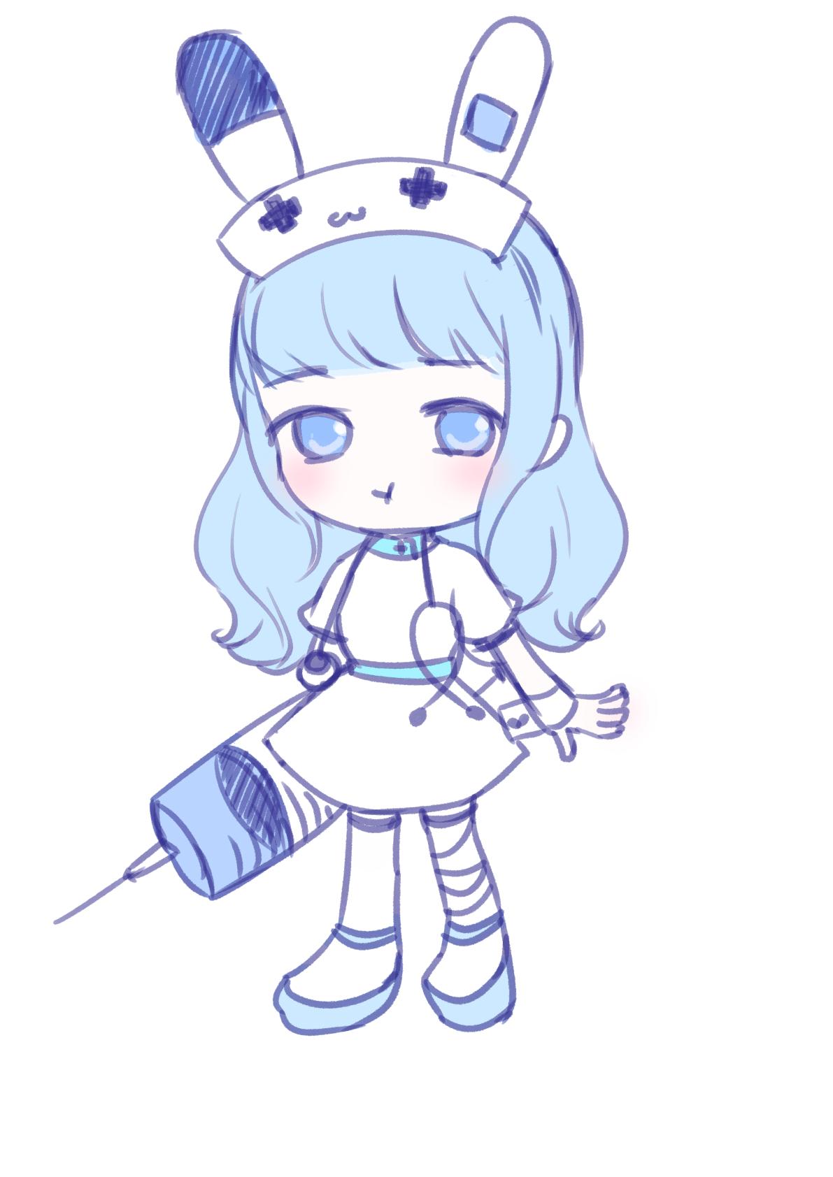 青色ナース