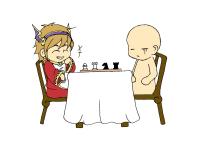 フリードとチェス対決!