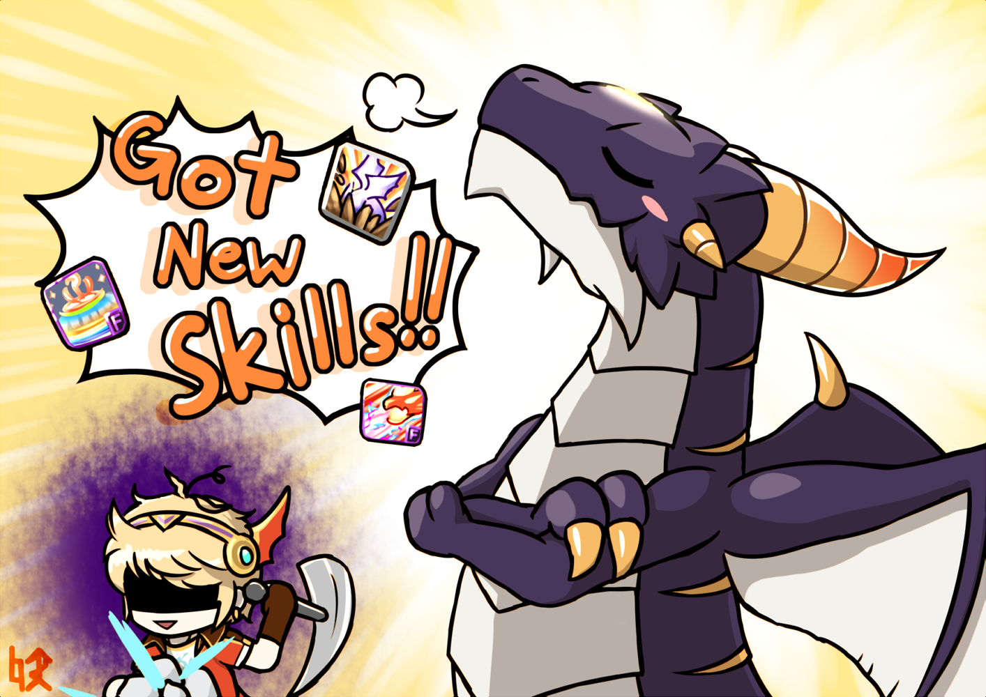 Got New Skills!!