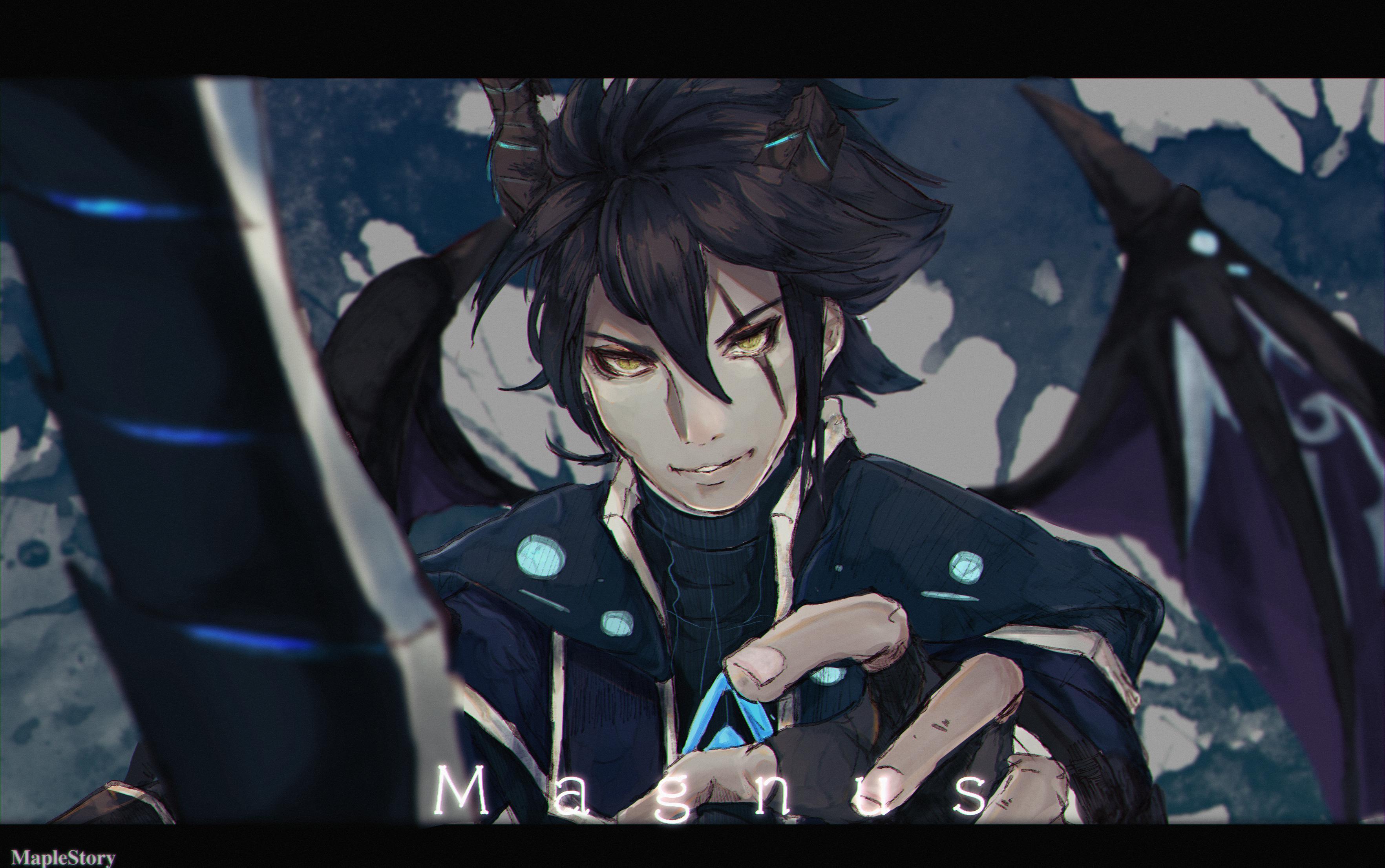 【リクエスト】マグナス